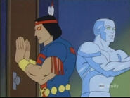 John Proudstar (Earth-8107) and Robert Drake (Earth-8107) from Spider-Man and His Amazing Friends Season 3 7 0001