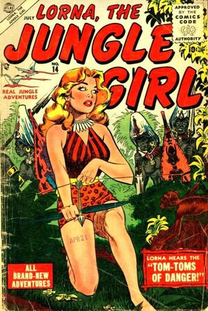 Lorna, the Jungle Girl Vol 1 14