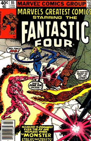 Marvel's Greatest Comics Vol 1 85