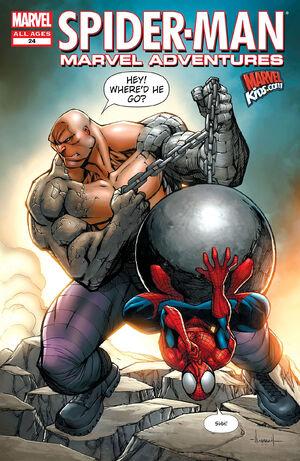 Marvel Adventures Spider-Man Vol 2 24