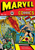 Marvel Mystery Comics Vol 1 15