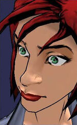 Mary Jane Watson (Earth-TRN005) from Ultimate Spider-Man (video game) 0001