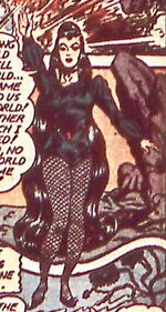 Medusa (Sub-Earth Men) (Earth-616) from Captain America Comics Vol 1 17 0001