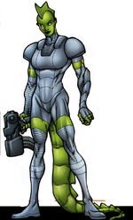 Melati Kusuma (Earth-616) from Avengers Assemble Vol 1 1 0001