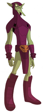 Norman Osborn (Earth-26496) from Spectacular Spider-Man (Animated Series) 001