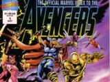 Official Marvel Index to Avengers Vol 2 1