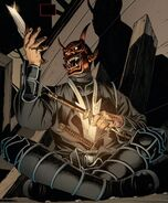 Ogun (Ninja) (Earth-616) from Death of Wolverine The Weapon X Program Vol 1 4 001