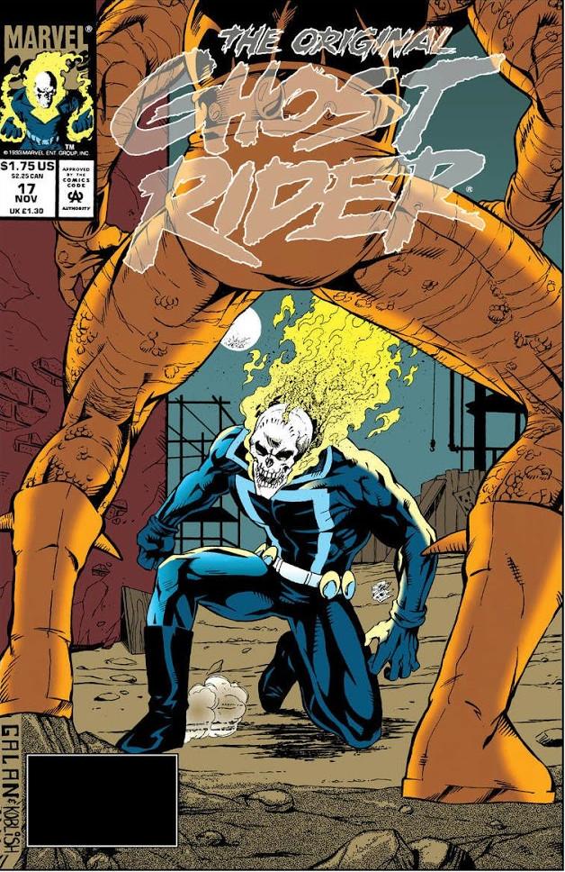 Original Ghost Rider Vol 1 17