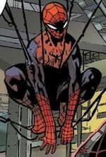 Peter Parker (Earth-Unknown) from Spider-Geddon Vol 1 3 002