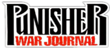 Punisher War Journal Vol 2 Logo
