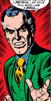 Richard Raleigh (Earth-616) from Amazing Spider-Man Vol 1 116 0001