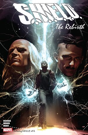 S.H.I.E.L.D. The Rebirth Vol 1 1