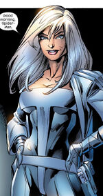 Silver Sable (Earth-1610) from Ultimate Spider-Man Vol 1 86 0001