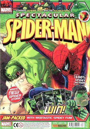 Spectacular Spider-Man (UK) Vol 1 170