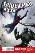 Spider-Man 2099 Vol 2 4