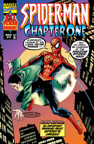 Spider-Man Chapter One Vol 1 1