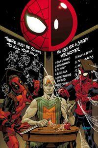 Spider-Man Deadpool Vol 1 37 Textless