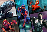 Spider-Men (Earth-TRN461) from Spider-Man Unlimited (video game) 097