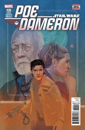 Star Wars Poe Dameron Vol 1 20