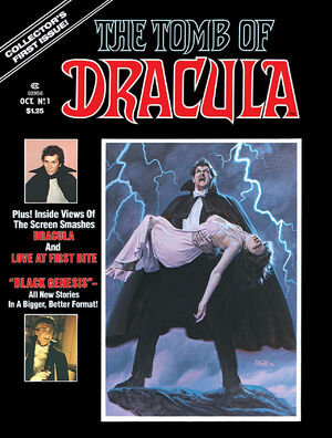 Tomb of Dracula Vol 2 1