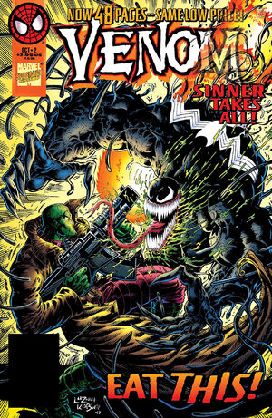 Venom Sinner Takes All Vol 1 2