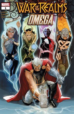 War of the Realms Omega Vol 1 1