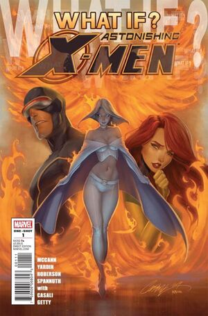 What If? Astonishing X-Men Vol 1 1
