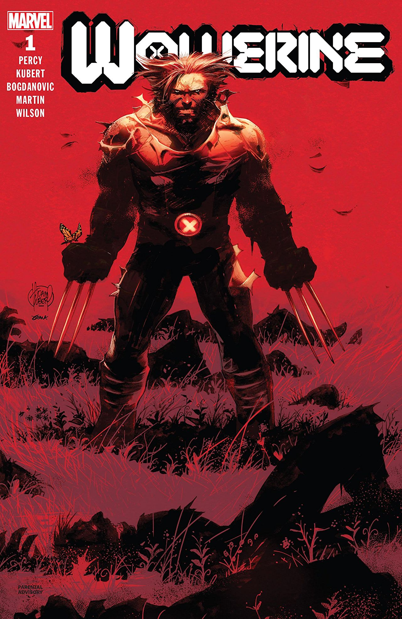 Wolverine Vol.7