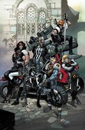 X-Force Vol 5 2 Textless