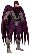 Alain Racine (Earth-616) from Official Handbook of the Marvel Universe Vol 3 5 001