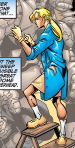 Alicia Masters (Earth-99315) from Fantastic Four Vol 3 15