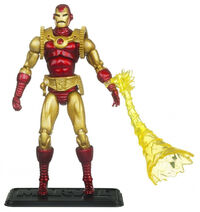 Arno Stark (Earth-8410) from Marvel Universe (Toys) Series 2 Wave XI 0001