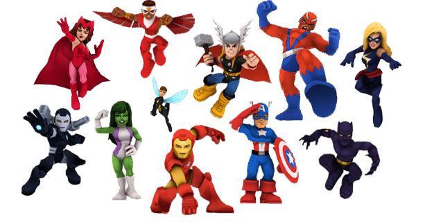 Image Avengers Earth 91119 From Marvel Super Hero
