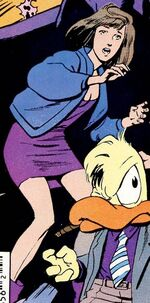 Beverly Switzler (Earth-58472) from Howard the Duck The Movie Vol 1 3 001