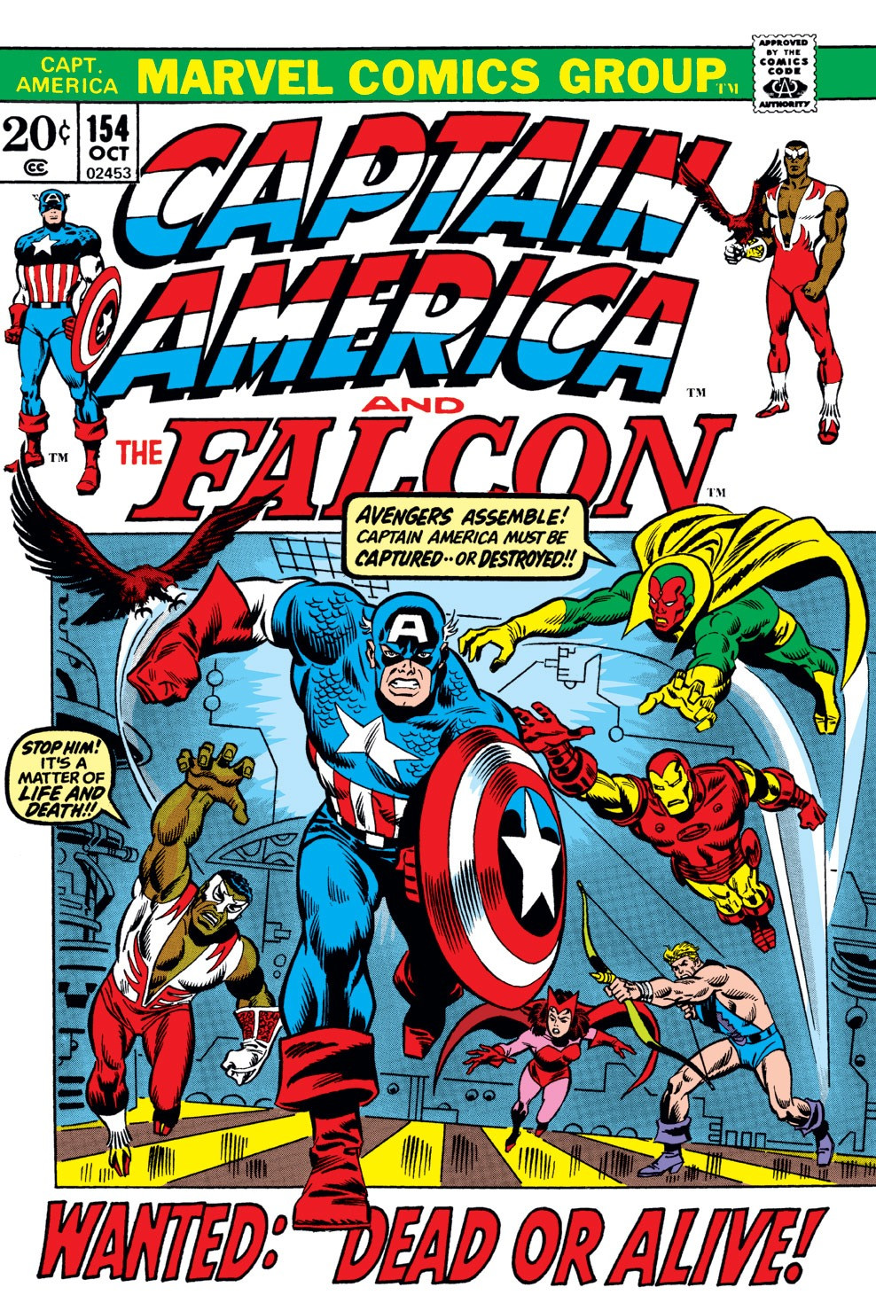 How To Make A Comic Book Cover In Photo : Captain america vol marvel database fandom