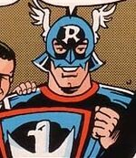 Captain Romanus (Earth-93125) from Marvel Year-In-Review Vol 1 5