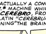 Cerebro (Mutant Detector)