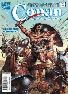 Conan Saga Vol 1 80