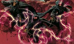 Coven (Witches) (Earth-616) from Infinity Wars Prime Vol 1 1 001