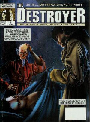 Destroyer Vol 1 6