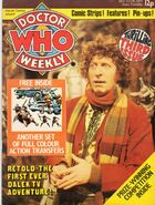 Doctor Who Weekly Vol 1 3