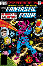 Fantastic Four Vol 1 210
