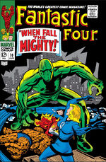Fantastic Four Vol 1 70