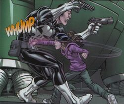 Frank Castle & Molly Hayes (Earth-616) from Runaways Vol 2 26 0001