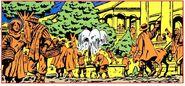 Kalahia from Marvel Mystery Handbook 70th Anniversary Special Vol 1 1 001