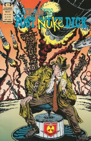 Lance Barnes Post Nuke Dick Vol 1 1