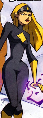 Laynia Petrovna (Earth-8096) from Avengers Earth's Mightiest Heroes Vol 3 2 0001