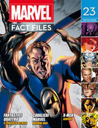 Marvel Fact Files Vol 1 23