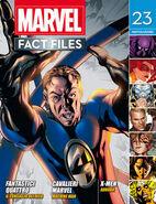 Marvel Fact Files Vol 1 23