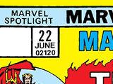 Marvel Spotlight Vol 1 22